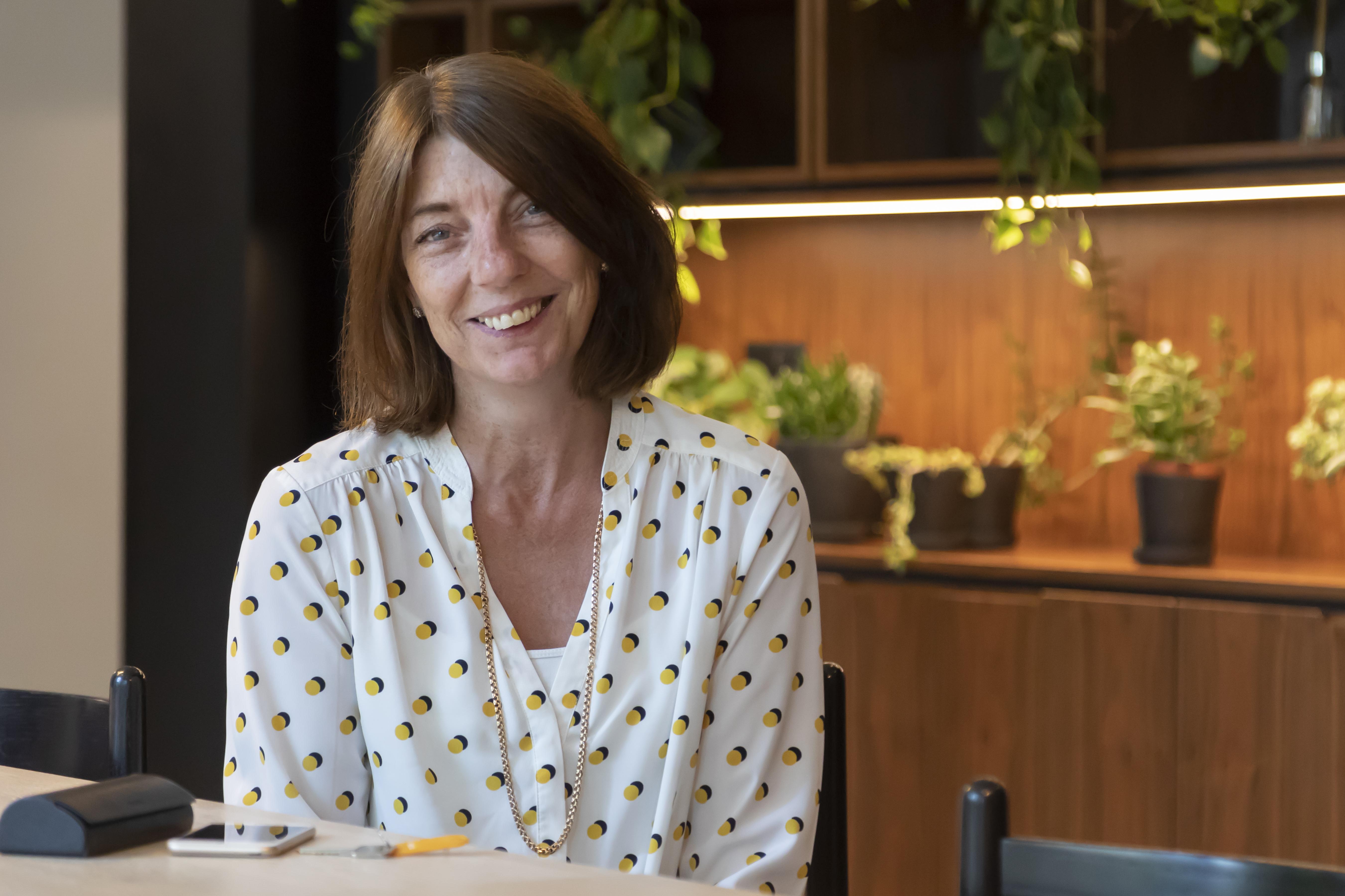 Fiona Docherty MIRPM